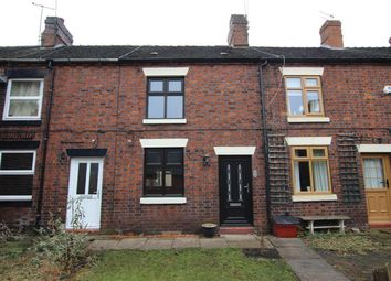 Thumbnail 1 bed terraced house for sale in Church Street, Audley, Stoke-On-Trent