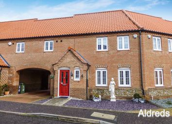 Thumbnail 4 bed terraced house for sale in Stable Field Way, Hemsby, Great Yarmouth