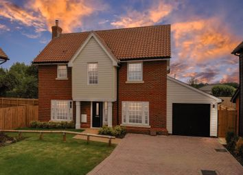 Thumbnail 4 bed detached house for sale in Hunsdon Road, Widford, Ware