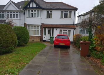Thumbnail 5 bed semi-detached house to rent in Elms Road, Harrow
