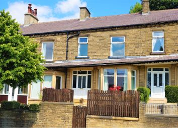 Thumbnail 4 bed terraced house for sale in Rochdale Road Willowfield, Halifax