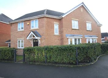Thumbnail 3 bed semi-detached house to rent in Womack Gardens, Thatto Heath, St. Helens