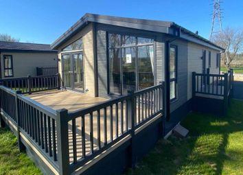 Thumbnail 2 bed mobile/park home for sale in Borrans Estate Residential Park, Borrans Lane, Heysham, Lancaster