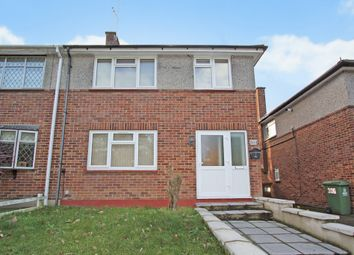 Thumbnail 3 bed semi-detached house to rent in Upper Wickham Lane, Welling