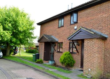 Thumbnail 1 bed semi-detached house to rent in Danetree Close, West Ewell, Surrey.