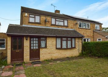 Thumbnail 3 bed terraced house for sale in Middlesex Drive, Bletchley, Milton Keynes