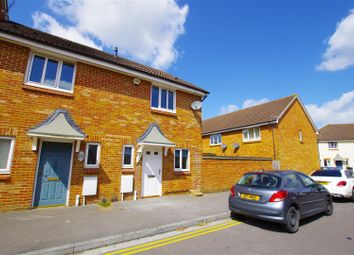 Thumbnail 2 bed terraced house to rent in Bilborough Drive, New College, Swindon