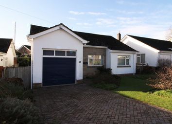 Thumbnail 3 bed detached bungalow for sale in Parkside Drive, Exmouth