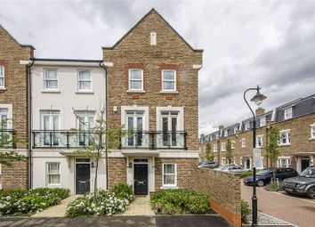 Thumbnail 4 bed terraced house for sale in Holford Way, London