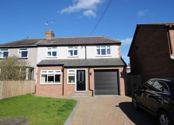 Thumbnail 5 bed semi-detached house for sale in The Grove, Rowlands Gill