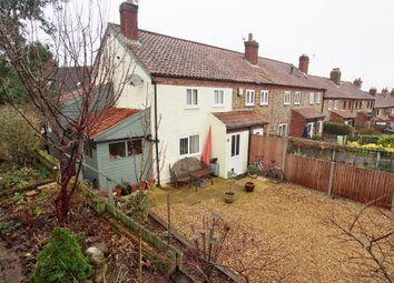 Thumbnail 2 bedroom end terrace house for sale in The Lizard, Wymondham