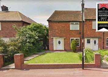Thumbnail 2 bed end terrace house for sale in Edington Road, North Shields
