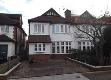 Thumbnail 4 bed semi-detached house to rent in Woodberry Way, Finchley