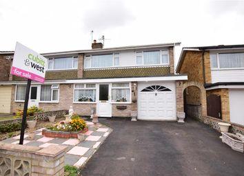 Thumbnail 3 bed semi-detached house for sale in Matthews Close, Havant, Hampshire
