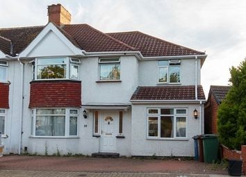 Thumbnail 6 bed semi-detached house to rent in Furness Road, London