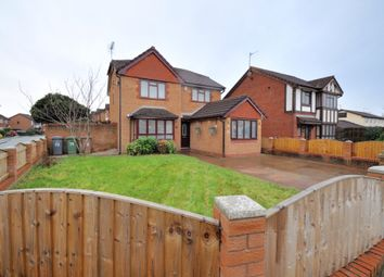 Thumbnail 4 bed detached house for sale in Millhouse Lane, Moreton, Wirral