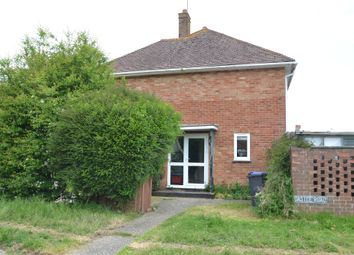 Thumbnail 2 bed end terrace house to rent in Castle Road, Worthing, West Sussex