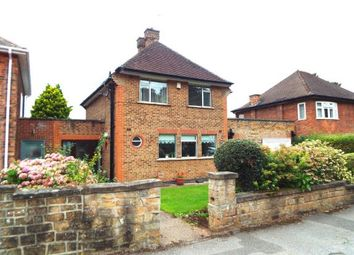 Thumbnail 3 bed detached house for sale in Parkside, Wollaton, Nottingham, Nottinghamshire