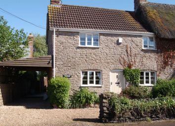 Thumbnail 3 bed semi-detached house to rent in Partway Lane, Hazelbury Bryan, Sturminster Newton