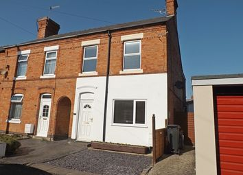 Thumbnail 3 bed end terrace house for sale in Cambria Road, Evesham