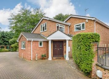 Thumbnail 5 bed detached house for sale in Reynes Close, Marston Moretaine, Bedford, Bedfordshire
