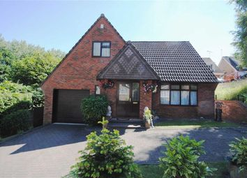 Thumbnail 3 bed detached house for sale in Crabb Tree Drive, Northampton