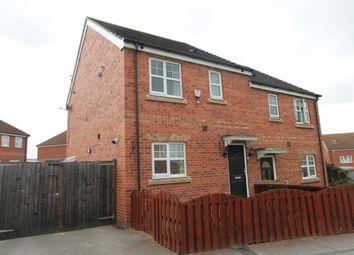 Thumbnail 3 bedroom semi-detached house for sale in Joseph Street, Grimethorpe, Barnsley