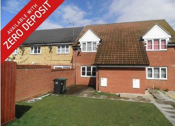 Thumbnail 1 bed property to rent in Brunswick Close, Dereham