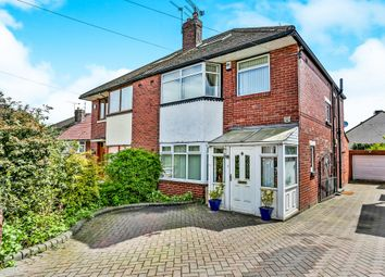 Thumbnail 4 bedroom semi-detached house for sale in Firshill Avenue, Firshill, Sheffield