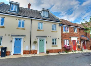 Thumbnail 4 bed terraced house for sale in Lord Nelson Drive, Norwich