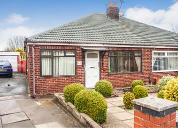 Thumbnail 3 bed semi-detached bungalow for sale in Vicarage Drive, St. Helens