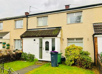Thumbnail 2 bed terraced house to rent in Llewellyn Road, Cwmbran