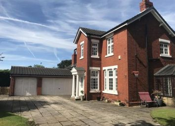 Thumbnail 4 bed detached house for sale in Parkfields Lane, Fearnhead, Warrington, Cheshire