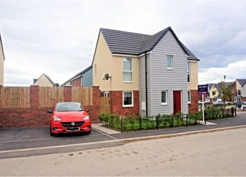Thumbnail 3 bed detached house for sale in George Treglown Grove, Bucknall, Stoke-On-Trent
