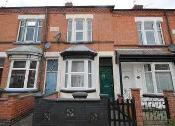 Thumbnail 2 bed terraced house to rent in Oban Street, Newfoundpool, Leicester