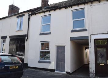 Thumbnail 3 bedroom terraced house for sale in Station Street, Castle Gresley, Swadlincote