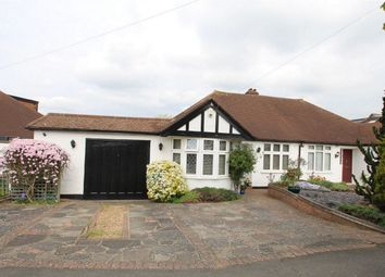 Thumbnail 2 bed semi-detached bungalow for sale in Oxhawth Crescent, Bromley, Kent