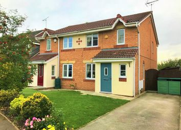 Thumbnail 4 bed semi-detached house for sale in Burnside Way, Winnington, Northwich