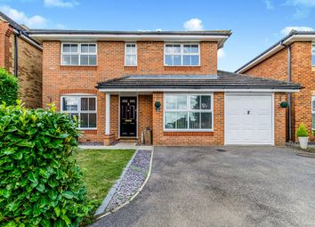 Thumbnail 4 bed detached house for sale in Gypsy Way, High Halstow, Rochester, Kent