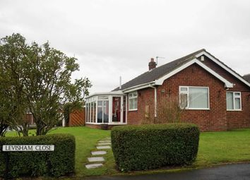 Thumbnail 3 bedroom detached bungalow for sale in Levisham Close, Sunderland