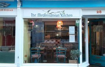 Thumbnail Restaurant/cafe for sale in Mediterranean Kitchen, 28 Arwenack Street, Falmouth, Cornwall