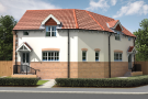 Thumbnail 2 bed terraced house for sale in The Kinross, Eton Way, Boston
