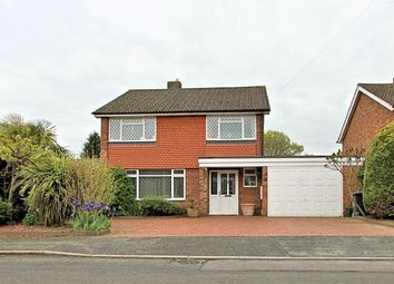 Thumbnail 4 bed detached house for sale in Fullmer Way, Woodham, Addlestone