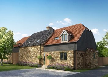 Thumbnail 4 bed barn conversion for sale in Kingston Road, Frilford, Abingdon