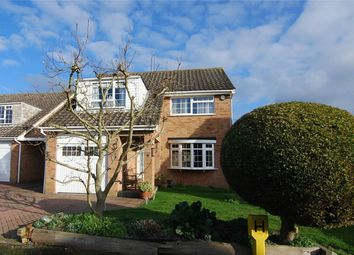 Thumbnail 4 bed detached house for sale in Moory Croft Close, Great Staughton, St. Neots