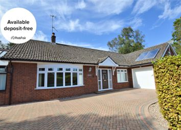 Thumbnail 3 bed detached bungalow to rent in Pineheath Road, High Kelling, Holt