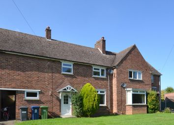 Thumbnail 3 bed terraced house to rent in Lincoln Close, Buckden, St. Neots