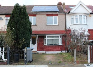 Thumbnail 3 bed terraced house for sale in Lewis Crescent, Neasden