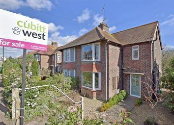 Thumbnail 3 bed semi-detached house for sale in Priory Road, Arundel, West Sussex
