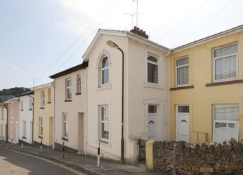 Thumbnail 2 bed terraced house for sale in Berachah Road, Torquay